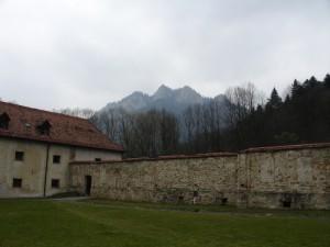 Červený kláštor - okolie