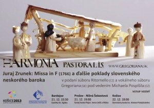 Koncert Harmonia Pastoralis