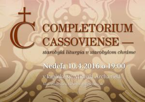 Completorium Cassoviense 61