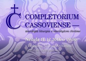 Completorium Cassoviense 69